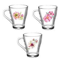 "13с1649 ДЗ Кол цветов: Кружка для чая ""Грация"" 250мл (Коллекция цветов)"