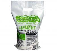 """Цемент белый, 3 кг """"Диана"""""""