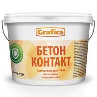 Бетон-контакт 12кг.  GRAFICS