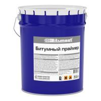 BITUMAST Праймер битумный(готовый) , ведро 21,5л / 18кг (при t<20C до 20 часов)