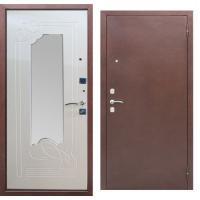 Дверь мет Ampir Белый Ясень 2050*860 правая (Россия)