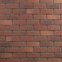Фасадная плитка терракотовый кирпич ТехноНИКОЛЬ HAUBERK(250мм/1000мм/2м24Т4Х21-0402 RUS екн527541