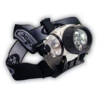 Фонарь Космос H7LED 7*LED 3*AAA светодиодный налобный