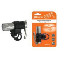 """Фонарь светодиодный """"Велосипедный 2"""" с креплением, 9 LED, 30 лм/Вт, 3*AAA TDM (SQ0350-0028)"""