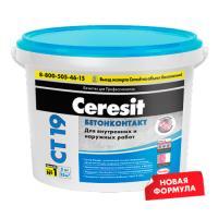 Грунтовка Ceresit СТ 19/3 бетонконтакт 3кг
