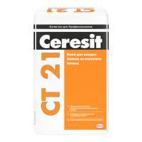 Клей для кладки блоков из ячеистого бетона(газбетон) СТ21(25кг)