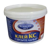 """Клей КС строительный (3 кг) """"КОНКОРД-ОСТ"""""""