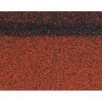 Коньки-карнизы шинглас (микс красный ) 4К4Е21-1151 RUS(кодЕКН)818107(3м2)