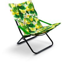 Кресло-шезлонг Haushalt HHK4Р/L лимоны (1шт в уп) HHK4Р/L