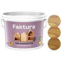 Лак-антисептик Faktura сосна (2,7 л. )