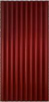 """Лист Ондулина """"Smart"""" красный  (1950*950*3мм) 6.3кг"""