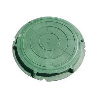 ЛЮК_Л ПП-630 760*580*50(зеленый) (уп.1)  до 1,5 тонн (30 кг) У