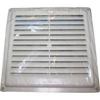 Решетка вентиляционная неразъемная с сеткой 200*200 РВ2020С