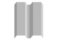 Штакетник 7004 Св.Серый шт-87 1,5м