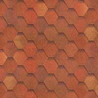 Шинглас Кадриль соната-Яшма (коричневый) 6S4X21-0961RUS(кодЕКН818092)(3м2)