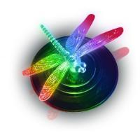 Светильник садовый на солнечной батарее USL-S-106/PT075 Magic dragonfly (07293)