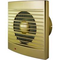 Вентилятор бытовой настенный 100 С-4, золото TDM (SQ1807-0119)
