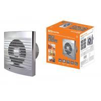 Вентилятор бытовой настенный 120 С-2, хром TDM (SQ1807-0114)
