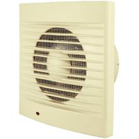 Вентилятор бытовой настенный 150 С-1, слоновая кость TDM (SQ1807-0112)