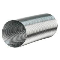 Воздуховод алюминиевый гофрированный d130 1,5 м (13ВА1,5)