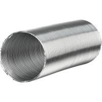 Воздуховод алюминиевый гофрированный d130 3 м (13ВА)