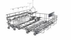 Пример загрузки посудомоечной машины